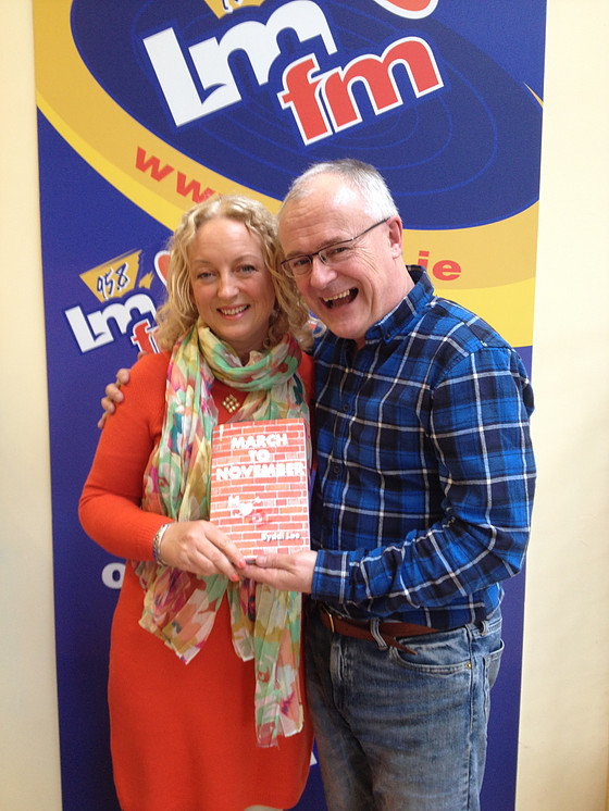 Gerry Kelly Late Lunch LMFM Radio
